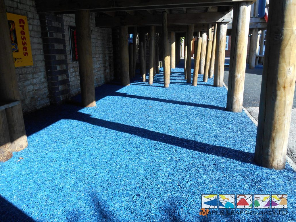 Blue Mulch