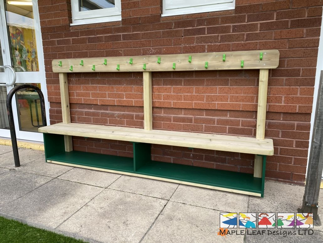 Welly Bench + Hooks